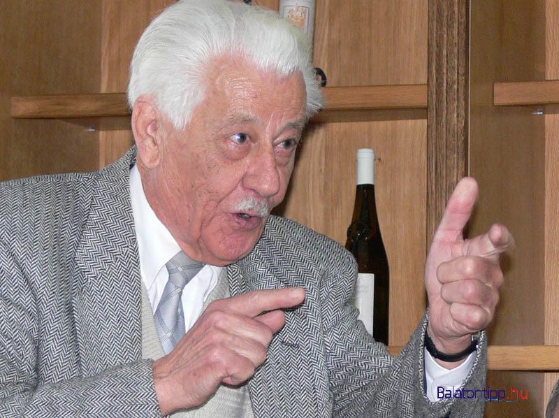 Bakonyi Károly 2006-ban - csipa erő és tenniakarás