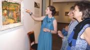 Kogart Tihany - Szalay Ágnes tárlatvezetése a Vaszary János kiállításon