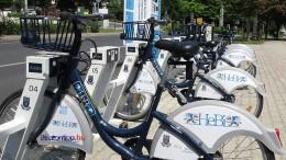 A hévízi TDM egyesületnek aktív támogató szerepe volt a HeBi - Hévíz város közösségi kerékpáros rendszerének kialakításában.