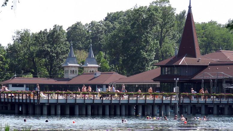 2015-ben is Hévíz bonyolította a legnagyobb vendégforgalmat a balatoni régió települései közül