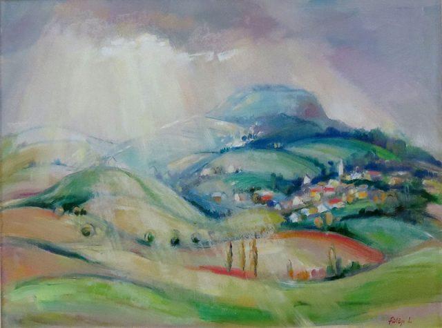 Fülöp Lajos: Nyár