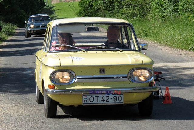 Szerencsére az NSU 1000C formája csak néhány további változatban és a Zaporozsecekben élt tovább