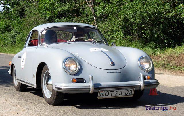 A Porsche 356 A 1957-ből