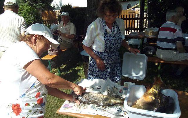 A Szőlőhegyi Asszonyok itt még az előkészítésnél tartanak