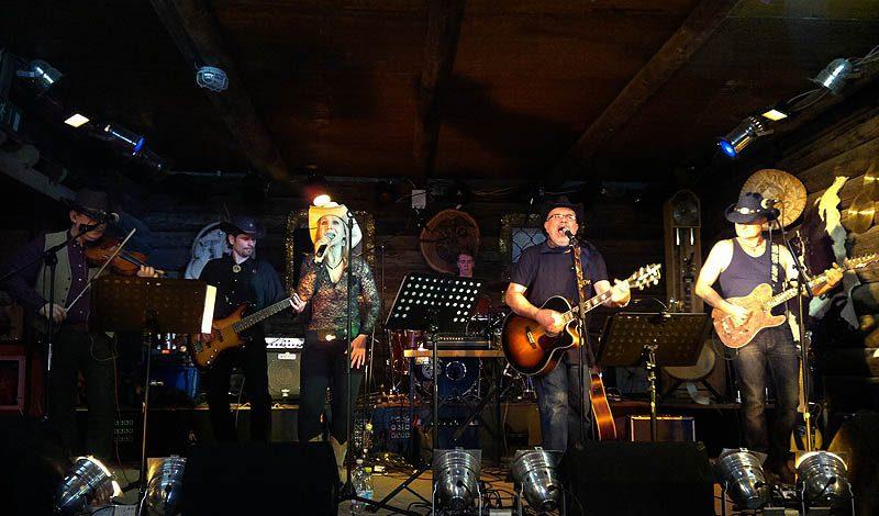 Alexa Country Band - Fotó a zenekar oldaláról