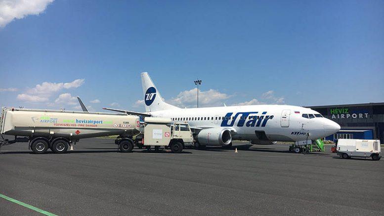 Fotó: facebook.com/Héviz-Balaton-Airport