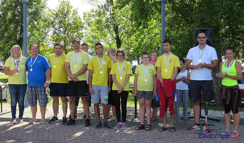 1. MVSE-GYAC verseny egyesülés