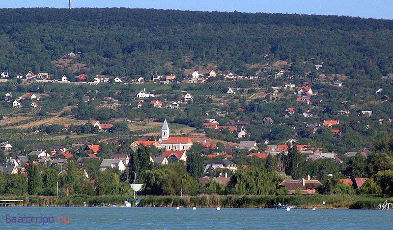 Paloznak a Balatonról - ebben a csendes környezetben rendezték meg ötödik alkalommal a fesztivált