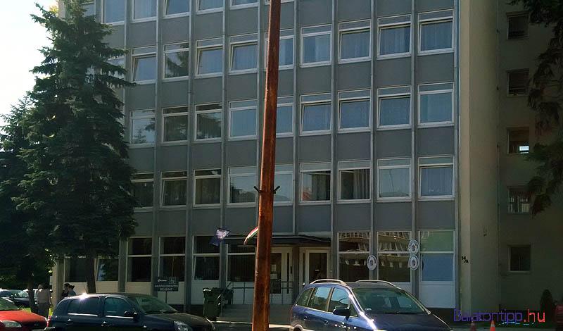 A Kaposvári Járásbíróság - szinte már otthon éreztem magam
