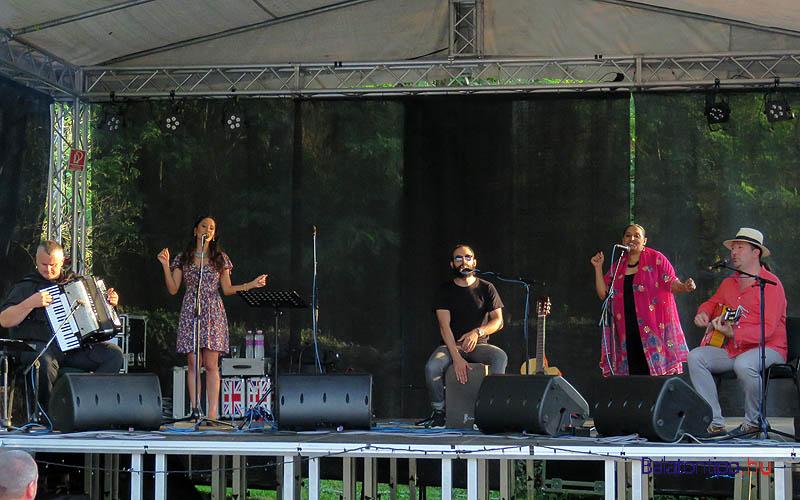 A Karaván Família a Kapolcson 2016-ban - Fotó Győrffy Árpád