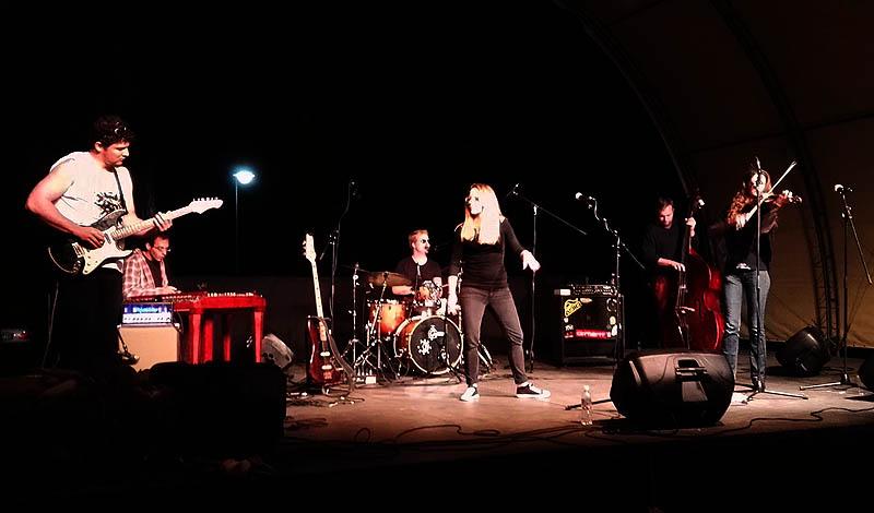 A zenekar célja a magyar népzene modern megszólaltatása, izgalmas átértelmezése akusztikus, népi hangszerekkel. Zenénk műfajilag nehezen behatárolható: fiatalos, jó értelemben vett világzene - határozza meg magát a hat éve együtt játszó banda - fotó: a zenekar Facebook oldala