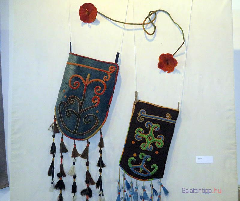 Miklós Judit textilműves