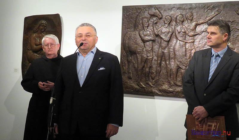 Kovács Gábor első találkozása az Echo-szoborral volt Borsos művei közül