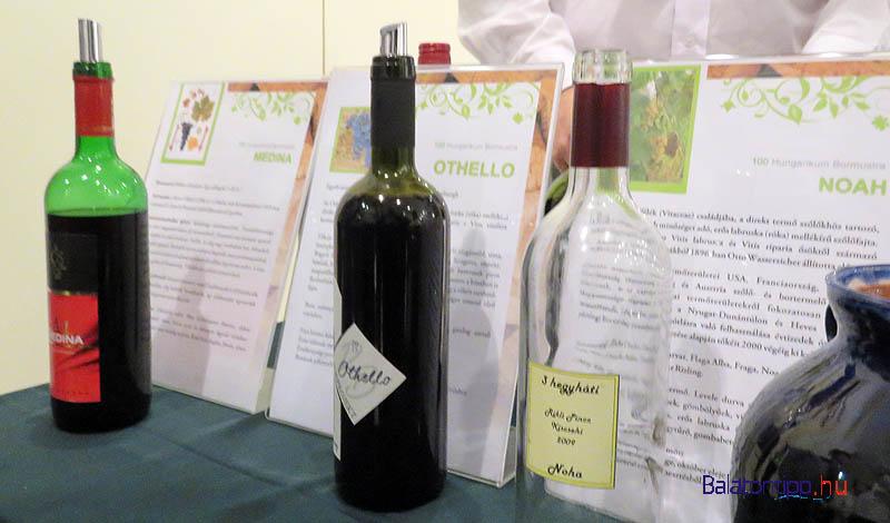 Az idén sem hiányoztak a tiltott gyümölcsnek számító direkttermő szőlők borai - Othello és noah