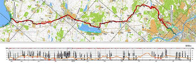 budapest balaton térkép Bicikliút – Nagyszabású bicikliút építési tervek a Balatonnál és  budapest balaton térkép