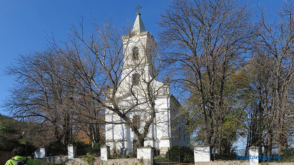 Mindenszentek (Mindszent) katolikus-templom