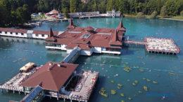 Hévíz Tófürdő - Hévízi-tó