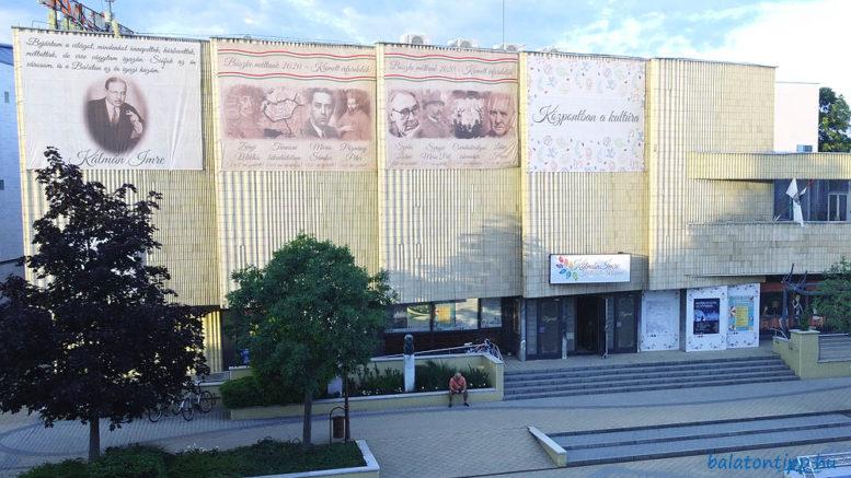 Siófok, Kálmán Imre Kulturális Központ