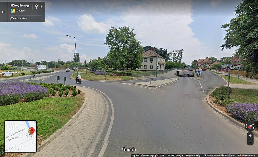 Siófok Vitorlás utca 2