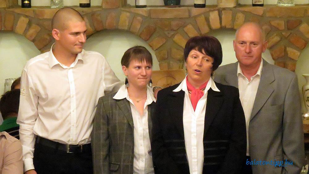 Borbély család Borbély Családi Pincészet