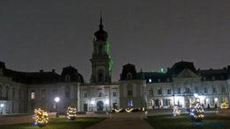 Keszthelyi Festetics-kastély adventkor