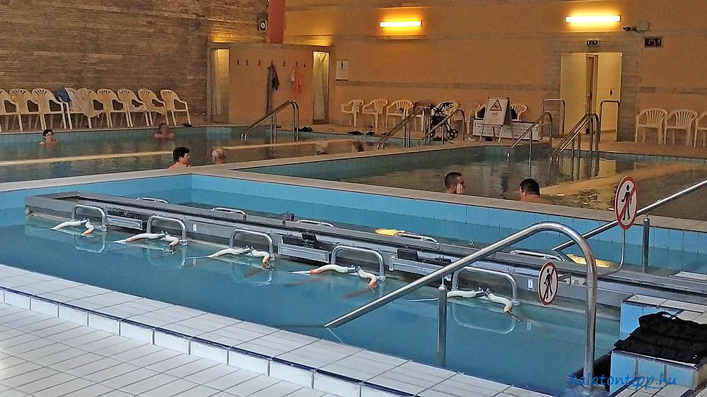 Hévízi Gyógykórház súlyfürdő