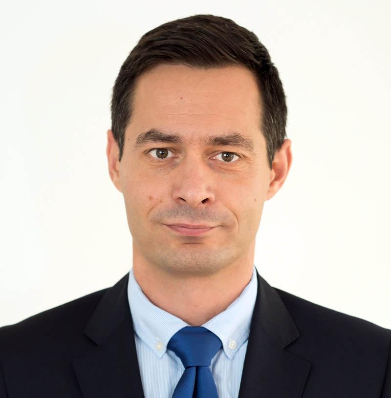 Veigl Gábor Bahart eddigi gazdasági és stratégiai vezérigazgató-helyettes