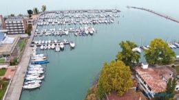 Siófok Bahart Vitorláskikötő