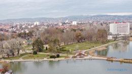 Keszthely Balaton-part