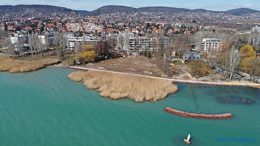 Brázay park Balatonfüred