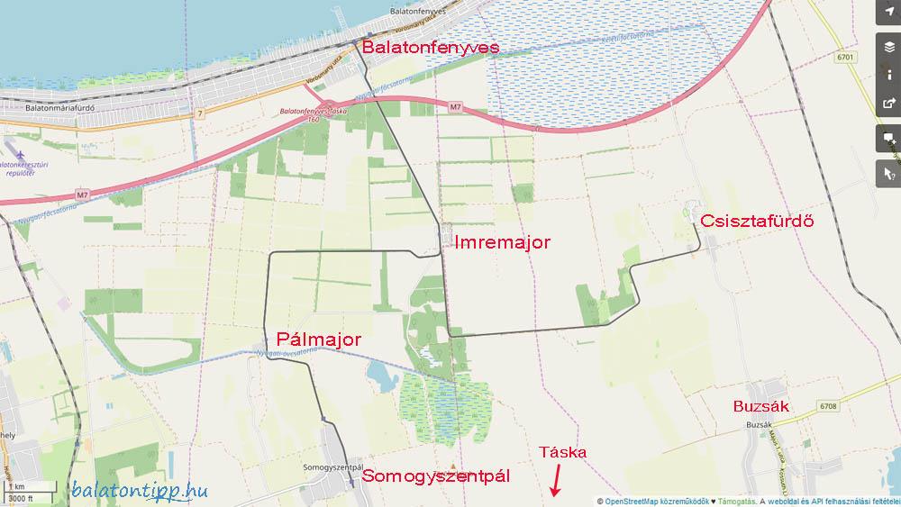 Így néz ki a nyártól működő 22 kilométeres teljes pálya Így néz ki a nyártól működő 22 kilométeres pályaszakasz