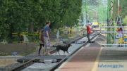 Balatonföldvár vasúti átjárók